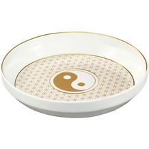 "Goebel Schale Lotus - ""Yin Yang"" 5,5 cm"