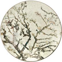 Goebel Schale Vincent van Gogh - Mandelbaum Silber 34,50 cm