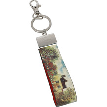 Goebel Schlüsselband Claude Monet - Das Künstlerhaus 16,0 cm