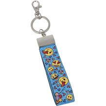 "Goebel Schlüsselband Emoji® by BRITTO® - ""Always Happy"" 16,0 cm"