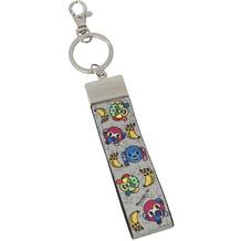 Goebel Schlüsselband Emoji® by BRITTO® - Three Wise Monkeys 16,0 cm