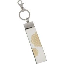 "Goebel Schlüsselband Lotus - ""Blume des Lebens"" 16,0 cm"