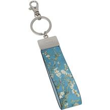 Goebel Schlüsselband Vincent van Gogh - Mandelbaum blau 16,0 cm