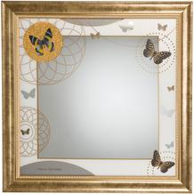 """Goebel Spiegel Joanna Charlotte - """"Butterflies"""" 53,0 x 53,0 cm"""