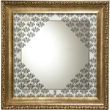 Goebel Spiegel Maja von Hohenzollern - Design Floral 57,0 x 57,0 cm