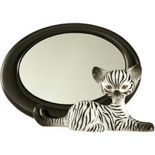 Goebel Spiegel Zebra Kitty 27,5 x 17 cm