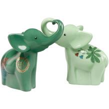 "Goebel Streuer Elephant - ""Jungle"" 7,0 cm"