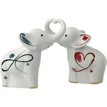 Goebel Streuer Elephant - Liebe & Stärke 7,0 cm
