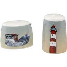 Goebel Streuer Lighthouse & Fishing Boat 5,0 cm
