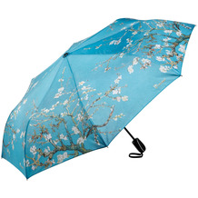 "Goebel Taschenschirm Vincent van Gogh - ""Mandelbaum blau"" 98,0 cm"