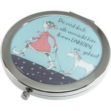 Goebel Taschenspiegel Barbara Freundlieb - Die sind doch alle verrückt 7,5 cm
