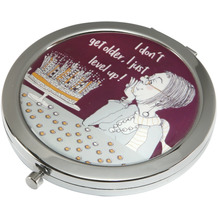 Goebel Taschenspiegel Barbara Freundlieb - Level Up 7,5 cm