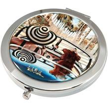 "Goebel Taschenspiegel Trish Biddle - ""Aloha"" 7,5 cm"