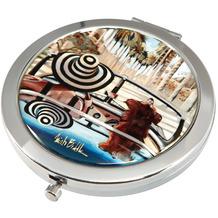 Goebel Taschenspiegel Trish Biddle - Aloha 7,5 cm