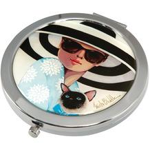 "Goebel Taschenspiegel Trish Biddle - ""Big Hat Moon"" 7,5 cm"