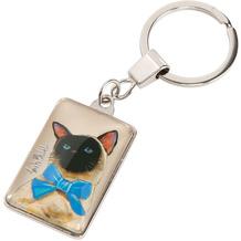 """Goebel Taschenspiegel Trish Biddle - """"Cat"""" 3,0 x 9,5 cm"""