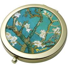 Goebel Taschenspiegel Vincent van Gogh - Mandelbaum blau 7,5 cm