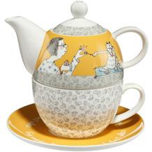 """Goebel Tea for One Barbara Freundlieb - """"Für meine Katze"""" 15,5 cm"""
