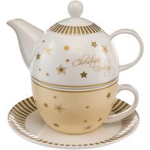 Goebel Tea for One Christmas Feeling 15,5 cm