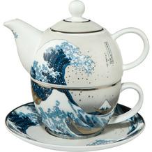 Goebel Tea for One Katsushika Hokusai - Die Welle 15,5 cm