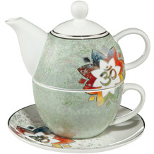 "Goebel Tea for One Lotus - ""Om"" 15,5 cm"