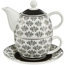 Goebel Tea for One Maja von Hohenzollern - Design Floral 15,5 cm