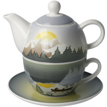 Goebel Tea for One Mountain Peace 15,5 cm