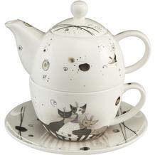 Goebel Tea for One Rosina Wachtmeister - Carota con amici 15,5 cm