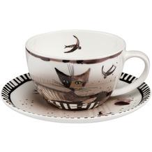 "Goebel Tee-/ Cappuccinotasse Rosina Wachtmeister - ""Elsa"" 7,0 cm"