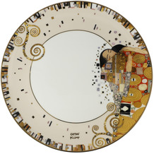 Goebel Teller Gustav Klimt - Die Erfüllung ø23 cm
