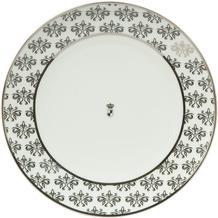 "Goebel Teller Maja von Hohenzollern - Design ""Floral"" 23,0 cm"