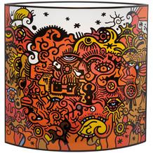 """Goebel Tischlampe Billy The Artist - """"Celebration Sunrise"""" 25,0 cm"""
