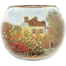 Goebel Tischlampe Claude Monet - Das Künstlerhaus 30,0 cm
