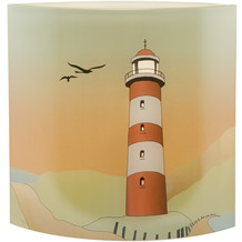 Goebel Tischlampe Lighthouse 25 x 25 cm