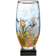 """Goebel Tischlampe Louis Comfort Tiffany - """"Iris"""" 33,0 cm"""