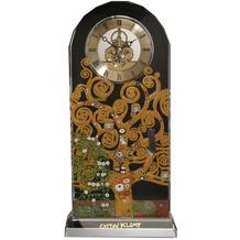 Goebel Tischuhr Gustav Klimt - Der Lebensbaum 15x32 cm