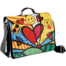 "Goebel Umhängetasche Emoji® by BRITTO® - ""A New Day"" 31,0 cm"