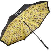 "Goebel Upside-Down Schirm Emoji® by BRITTO® - ""Summer Feelings"" 108,0 cm"