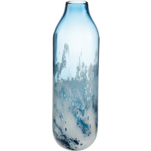 Goebel Vase Aurora Blue 46,0 cm