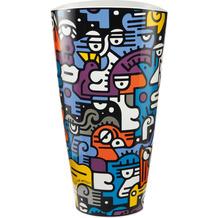 "Goebel Vase Billy The Artist - ""Casual Conversation"" 50,0 cm"