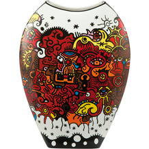 Goebel Vase Billy The Artist - Celebration Sunrise 30,0 cm