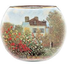 """Goebel Vase Claude Monet - """"Das Künstlerhaus"""" 30,0 cm"""