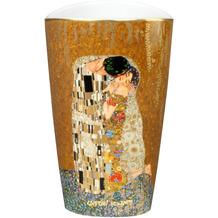 Goebel Vase Gustav Klimt - Der Kuss 19,0 cm