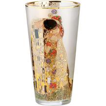 Goebel Vase Gustav Klimt - Der Kuss 20,0 cm