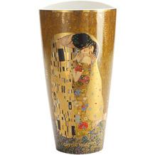 Goebel Vase Gustav Klimt - Der Kuss 28,0 cm