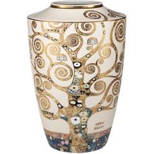 "Goebel Vase Gustav Klimt - ""Der Lebensbaum"" 41,0 cm"