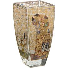 """Goebel Vase Gustav Klimt - """"Die Erfüllung"""" 16,0 cm"""