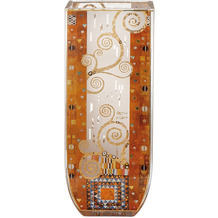 "Goebel Vase Gustav Klimt - ""Stoclet Fries"" 24,0 cm"