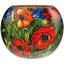 """Goebel Vase Louis Comfort Tiffany - """"Orientalische Mohnblume"""" 30,0 cm"""