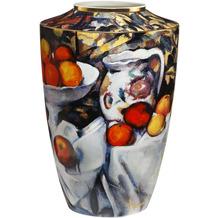 "Goebel Vase Paul Cézanne - ""Stillleben I"" 41,0 cm"